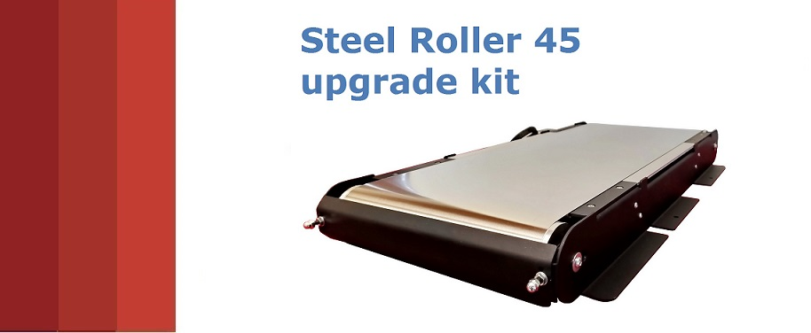 Steel Roller 45 upgrade Kit
