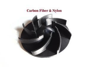Carbon Fiber & Nylon